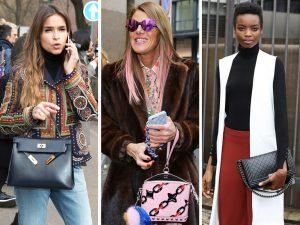 The Way You Carry Your Handbag