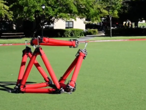 New robot developed at Stanford changes shape like a 'Transformer'