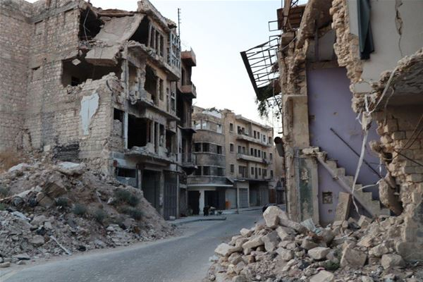 CSI Joins Broad-Based, International Appeal to President Biden to End Collective Punishment of Syria's Civilians